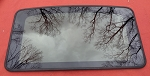 1990 MAZDA 929 OEM SUNROOF GLASS H27869810D